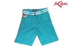 #pantaloneta para #niño con cinturón