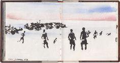 sketchbook_travel_luanda | OÃO CATARINO