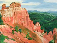 Southwestern Fine Art Print 8x10 Red Rocks Sedona by GwenMeyerson, $20.00