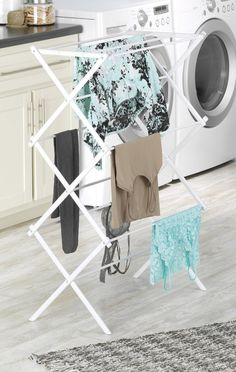 A drying rack for those times when you actually do your own laundry (instead of…