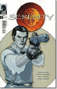 Serenity 3 of 3 Comic by brett matthews joss whedon and laura martin Will conrad (Serenity # 3): joss whedon brett matthews, will conrad: Amazon.com: Books