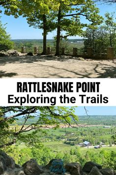 Rattlesnake Point Conservation Area, one of seven Conservation Halton Parks in the Halton Region west of Toronto, can be visited year-round to explore the trails, enjoy outdoor activities and get… Ontario Travel, Toronto Travel, Ontario Attractions, Ontario Place, Visit Canada, Hiking Tips, Canada Travel, Cool Places To Visit, Outdoor Activities