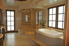 Modern bathroom ღ