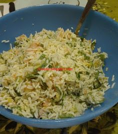 Sta sera cucino io: Riso salmone zucchine e lime