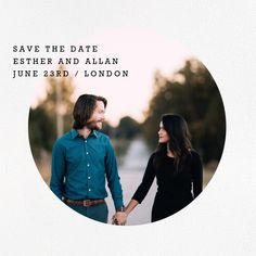 Idylle (Tall Photo Save the Date) - Gold - Paperless Post Black And White Wedding Invitations, Beautiful Wedding Invitations, Custom Wedding Invitations, Wedding Stationery, Wedding Save The Dates, Save The Date Cards, Save The Date Online, Save The Date Templates, Paperless Post