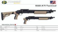 Mossberg - 500 ATI Tactical