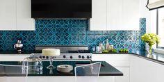 23 Kitchen Backsplash Ideas - Tile Designs for Kitchen Backsplashes