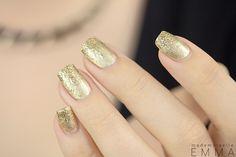 Le Blog de Mademoiselle Emma » Nailstorming #76 Be Bold, Go Gold
