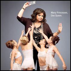 NOTÍVAGOS O DIA PELA NOITE: REALITY SHOW DANCE MOMS COM ABBY LEE MILLER