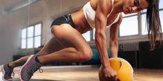 ВИДЕО: 33 упражнения с медболом от Men's Health