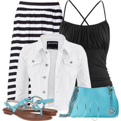 Michael Kors by wishlist123 on Polyvore featuring polyvore, fashion, style, maurices, H