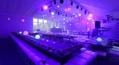 LED Party www.springevents.co.uk