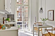A Malmö home teeming with design classics