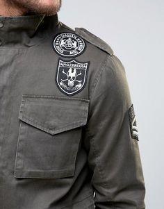 dd34ed680b7e Discover Fashion Online Military Jacket