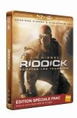 Riddick Combo blu-Ray + DVD Edition Steelbook Spéciale Fnac - David Twohy - Vin Diesel - Jordi Mollà sur Fnac.com