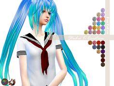 SARINA animate hair 58 for female at Studio K-Creation via Sims 4 Updates