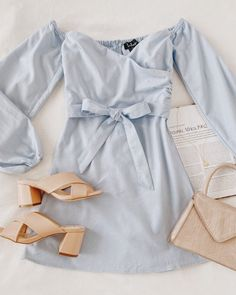 Girls Fashion Clothes, Teen Fashion Outfits, Girly Outfits, Cute Casual Outfits, Cute Fashion, Look Fashion, Pretty Outfits, Stylish Outfits, Cute Summer Outfits