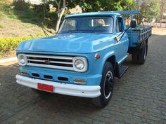 Antigos Verde Amarelo: Caminhão Chevrolet C-65 1969 à venda ...