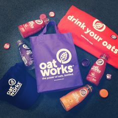 An #Oatworks overload makes us very #happy!