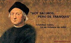 Colón: ¿nos vamos? o ke?