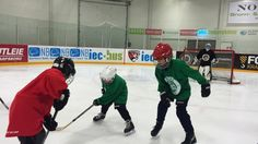 Eaglets og Miniput hockey | Furuheim Eagles