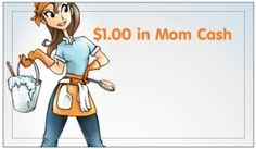 "If you plan to have your little ones ""work"" this summer then you may want to think about creating some Mom Cash.  Kids will have their normal chores as normal, but if they want to earn extra TV time, have a friend over  or want to save up for camp, or the movies… then they earn Mom Cash and can redeem it  at ""mom's bank"" when they have earned enough."