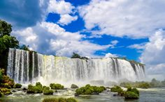 free desktop backgrounds for iguazu falls  by Nevaeh Nail (2017-03-03)