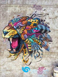 Les œuvres de ce street artiste                                                                                                                                                                                 Plus