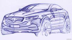 2016 Mercedes-Benz GLE-Class Coupe Wallpaper