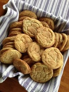 Amazingly soft snickerdoodles- made these today 7/31/13 and they are DELISH!!!!