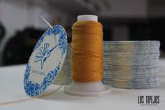 """Etiquetas para ropa de bebe! Nuevo diseño temporada Otoño-Invierno """"Azul de Colibrí"""" #design #diseño #troquel #bebe #baby #ropa"""