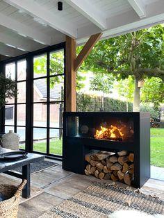 Cozy Backyard, Backyard Patio Designs, Pergola Patio, Backyard Projects, Backyard Landscaping, Outdoor Sofa Sets, Outdoor Rooms, Outdoor Living, Outdoor Decor
