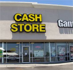 Payday Loans Lawton, OK 73505 at Store 3512