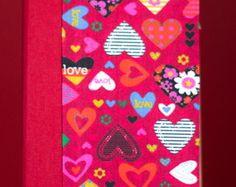 Capa para Kindle Corações