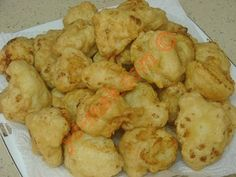 It all ends before you even sit at the table: cauliflower fries - Cauliflower Frying Recipe Making Stage - Shrimp Stew, Breakfast Items, Homemade Beauty Products, Food To Make, Brunch, Food And Drink, Health Fitness, Pasta, Cauliflower Fries