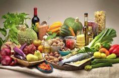 Não é necessário mudar pra Grécia para se beneficiar da #Dieta Mediterrânea!
