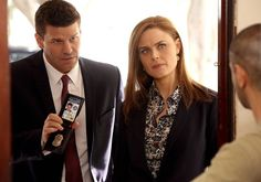 Temperance Brennan and Booth Silly my favourite couple