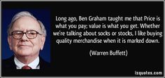 Every great mind learned from someone else at one point... Warren Buffett often has said that the greatest investment book ever written was by Benjamin Graham...