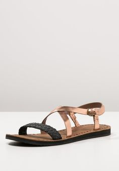 UGG Australia JORDYNE - Sandals - rose gold - Zalando.co.uk