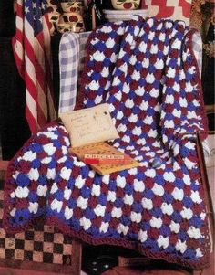 Afghans To Crochet Designed By Maggie Weldon On Pinterest