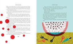 Yayoi Kusama: Lewis Carroll's Alice's Adventures in Wonderland. UK: Penguin, 2012
