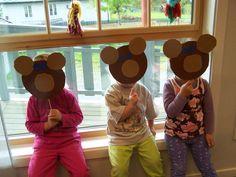 de tre bjørnene