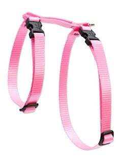 LupinePet Basics 12 Pink 914 Hstyle Harness for Small Pets ** You can find out more details at the link of the image.