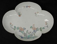 Tray Chantilly ca. 1730–40