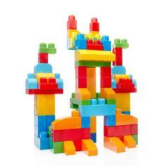"Mega Bloks First Builders Deluxe Building Bag - Mattel - Toys""R""Us"