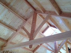 tongue and groove pine