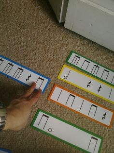 I've been teaching how to count rhythm to most of my students using Michiko Yurko's genius method of naming note values with easy and fun to say words.  I highly recommend her book Music Mind Games for all music teachers and home-schoolers and interested parents.. For example, a one beat (quarter note) is called BLUE. … … Continue reading →