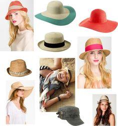 Hats I love...