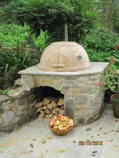 Holzbackofen, Pizzaofen, Steinbackofen, Grill, Kochherd, Multifunktion