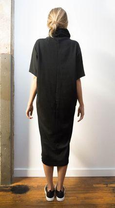 Lindsay Dress by @EmersonFry via Belvele.com #sustainable #ethicalfashion #madeinusa
